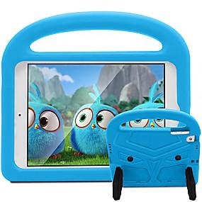 billige Cooho®-Cooho Etui Til Apple iPad (2017) / iPad Pro 9.7 Stødsikker / Støvsikker / Vandafvisende Fuldt etui Tegneserie / 3D-tegneseriefigur Blødt Gummi for iPad New Air (2019) / iPad Air / iPad 4/3/2