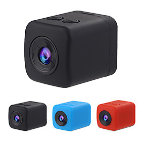 cheap Security & Safety-HD Surveillance Cameras Micro Home Mini Photography Strong Magnetic Adsorption Installation CCD Simulated Camera