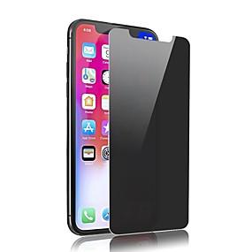 voordelige iPhone XR screenprotectors-Screenprotector voor Apple iPhone XS / iPhone XR / iPhone XS Max Gehard Glas 1 stuks Voorkant screenprotector 9H-hardheid / Krasbestendig / Privacy anti-inkijk