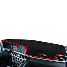 economico Tappetini interni auto-Settore automobilistico Dashboard Mat Tappetini interno auto Per Kia 2016 / 2017 KX5