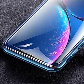 abordables Protections Ecran pour iPhone XR-Cooho Protecteur d'écran pour Apple iPhone XS / iPhone XR / iPhone XS Max Verre Trempé 1 pièce Ecran de Protection Avant Haute Définition (HD) / Dureté 9H / Compatible avec 3D Touch