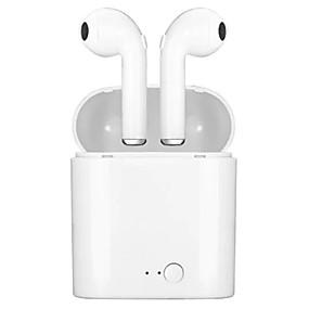 رخيصةأون وصل حديثاً-Factory OEM في الاذن بلوتوث 4.2 Headphones سماعة قذيفة البلاستيك الرياضة واللياقة البدنية سماعة تصميم جديد / ستيريو / مع التحكم في مستوى الصوت سماعة