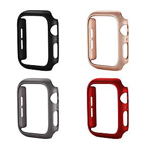 economico Accessori per Apple Watch-Custodia Per Apple Apple Watch Series 4 / Apple Watch Series 4/3/2/1 / Apple Watch Series 3 Plastica Apple