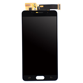 billige Reparationsværktøj og reservedele-til Samsung Galaxy A5 2016 a510 a510f a510m a510y lcd display berøringsskærm digitalizer med reparationsværktøjer