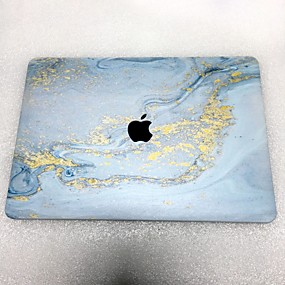 """cheap MacBook Pro 13"""" cases-MacBook Case Oil Painting PVC(PolyVinyl Chloride) for New MacBook Pro 15-inch / New MacBook Pro 13-inch / New MacBook Air 13"""" 2018"""