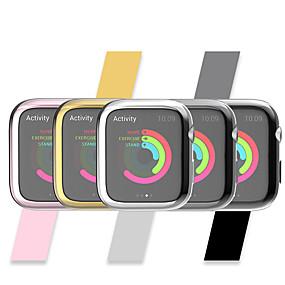 Недорогие Apple-Кейс для Назначение Apple Apple Watch Series 4/3/2/1 пластик Apple