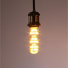billiga LED-koltrådslampor-1st 3 W LED-glödlampor 190-290 lm E26 / E27 45 LED-pärlor 220 V