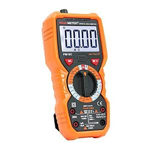 billige Daglige tilbud-topmeter digital multimeter pm18c med ægte rms ac / dc spænding modstand kapacitans frekvens temperatur ncv tester