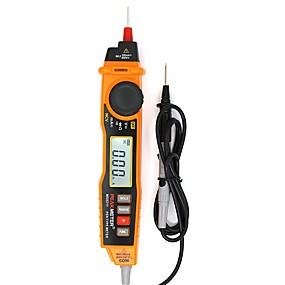 billige Daglige tilbud-topmeter ms8211 digital multimeter 2000 tæller pen type med ikke-kontakt acv / dcv elektrisk håndholdt tester
