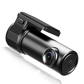 voordelige Auto DVR's-Junsun s30 720p mini hd auto dvr 150 graden groothoek geen scherm (output door app) dashcam met wifi / g-sensor / bewegingsdetectie autorecorder