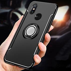 voordelige Huawei Honor hoesjes / covers-hoesje Voor Huawei Huawei Note 10 / Huawei Honor 10 / Honor 9 Schokbestendig / Ringhouder Volledig hoesje Schild Hard TPU / PC