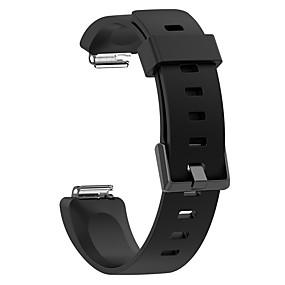 povoljno Remenje za Fitbit satove-Pogledajte Band za Fitbit Inspire HR / Fitbit Inspire Fitbit Sportski remen / Moderna kopča Silikon Traka za ruku