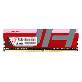 זול רכיבים למחשב-JUHOR RAM 8GB 3000MHz DDR4 זיכרון שולחני DDR4 3000 8GB