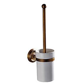 povoljno Gadgeti za kupaonicu-Držač wc četke New Design / Cool Moderna mesing 1pc Zidne slavine