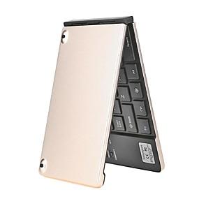 economico Tastiere-BESTSIN RF-1002 Bluetooth 4.2 creativa della tastiera tastiera ufficio Corto Innovativo 66 pcs chiavi