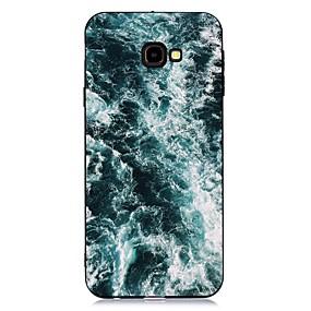 voordelige Galaxy J5(2017) Hoesjes / covers-hoesje Voor Samsung Galaxy J7 (2017) / J6 (2018) / J5 (2017) Schokbestendig / Mat / Patroon Achterkant Landschap TPU