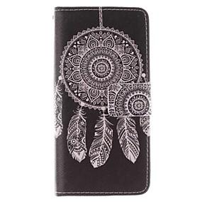 Недорогие Чехлы и кейсы для Galaxy S5 Mini-Кейс для Назначение SSamsung Galaxy S7 edge / S7 / S6 edge plus Защита от удара / со стендом Чехол Соблазнительная девушка / Животное Твердый Кожа PU