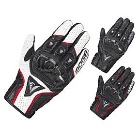 Недорогие Мотоциклетные перчатки-дышащая кожа мотоциклетные перчатки гоночные перчатки мужские перчатки для мотокросса защитные перчатки с сенсорным экраном
