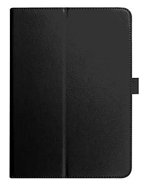 cheap Samsung Tab Series Cases / Covers-Case For Samsung Galaxy Tab A 10.1 (2016) with Stand Full Body Cases Solid Colored Hard PU Leather for Tab A 10.1 (2016)