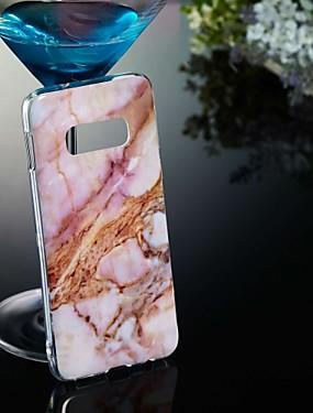 Χαμηλού Κόστους Καθημερινές προσφορές-tok Για Samsung Galaxy S9 Plus / S8 Με σχέδια Πίσω Κάλυμμα Μάρμαρο Μαλακή TPU για S9 / S9 Plus / S8 Plus