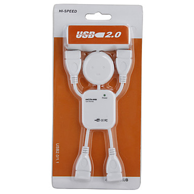 Stickman 4 Port USB 2.0 Hub