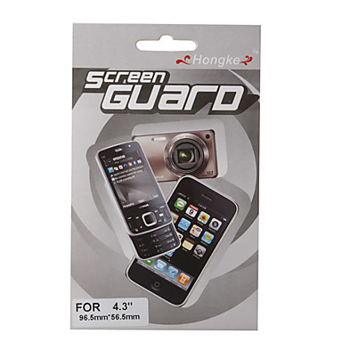 LCD Screen Protector (4,3