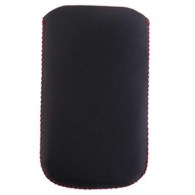 estojo de proteção com alça de segurança para o iPhone 3G (preto + vermelho)