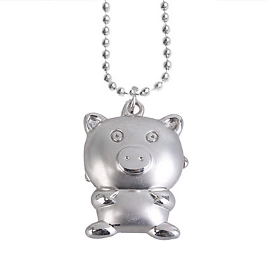 Charming Necklace Watch (Pig)
