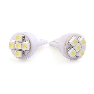 T10-1210-5L Car LED White Light Bulb