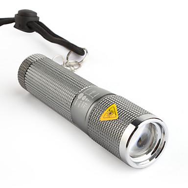 fx sk58 1-mode LED Flashlight (1xAA, gris)