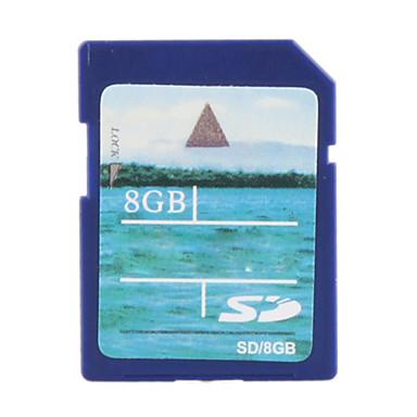 8 GB SD-Speicherkarte