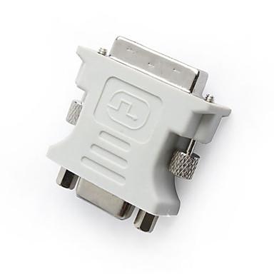 billige Kabler og adaptere-DVI-I han til VGA hun adapter