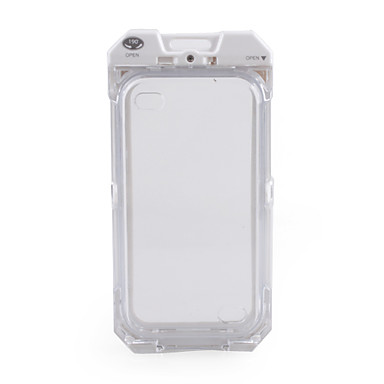 Waterproof Protective Case For iPhone 4/4S (Random Color)  iPhone Cases