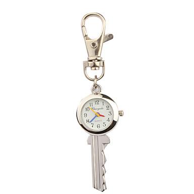Damskie Modny Zegarek na nadgarstek Zegarek na bransoletce Zegarek na breloczku Kwarcowy Pasmo Srebro