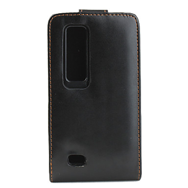 Flip Leather Case Vertical Pouch Cover for LG Optimus 3D P920 (Black)