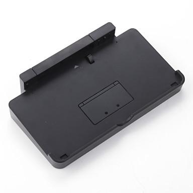 usb suporte de carga para nintendo 3ds (preto)