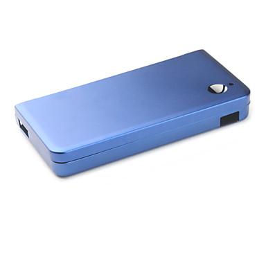 aluminium fall för Nintendo DSi LL och XL (blå)