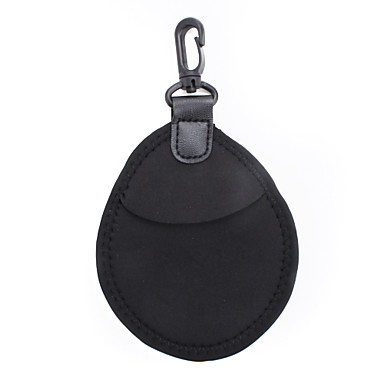 High Quality T Cloth UV Filter Lens Case Bag (Black)