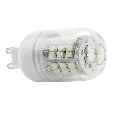 3W G9 LED Mısır Işıklar T 48 SMD 3528 150 lm Doğal Beyaz AC 220-240 V