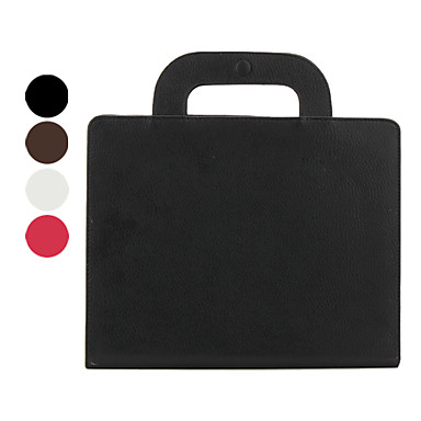 Protective PU Leather Handbag Case for iPad 2/3/4 (Assorted Colors)