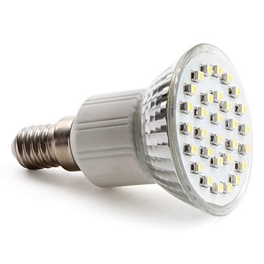 2W E14 LED Spot Işıkları PAR38 30 SMD 3528 90 lm Doğal Beyaz AC 220-240 V