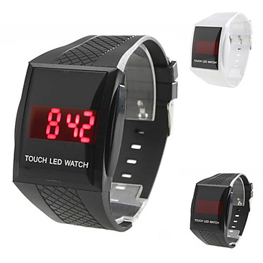 Men's Watch LED Touch Screen Digital Wrist Watch Cool Watch Unique Watch