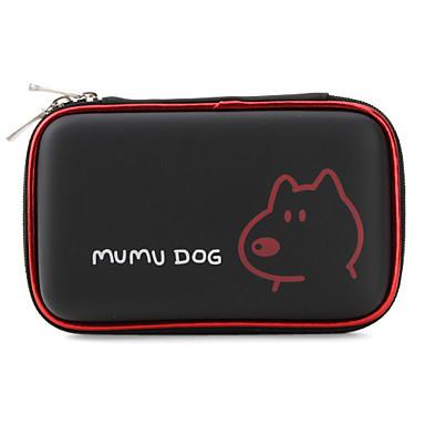 MUMU Dog Protective Case for Nintendo 3DS (Black)