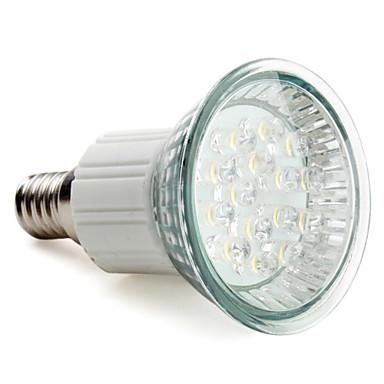 Faretti 15 LED ad alta intesità PAR E14 W 75 LM 2800K K Bianco AC 220-240 V