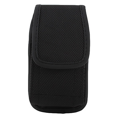 Textile Pouches for iPhone 4 and 4S (Black)