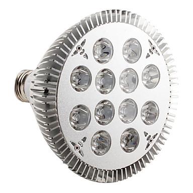 Spot Blanc Naturel PAR E26/E27 W 12 LED Haute Puissance 1300 LM 3000K K AC 85-265 V