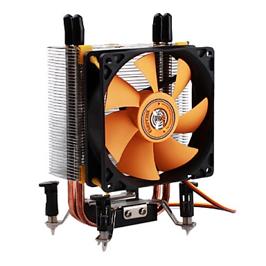 LGA775 90mm Intel CPU Cooler Cooling Fan
