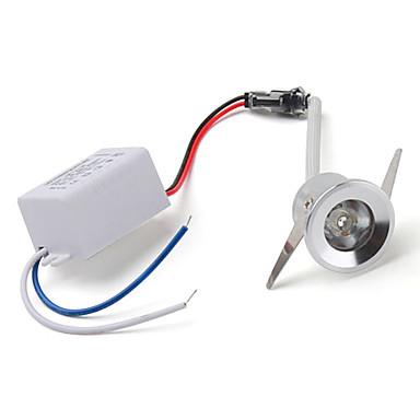 3000 lm Tavan Işıkları Gömme Uyumlu 1 led Yüksek Güçlü LED Sıcak Beyaz AC 85-265V
