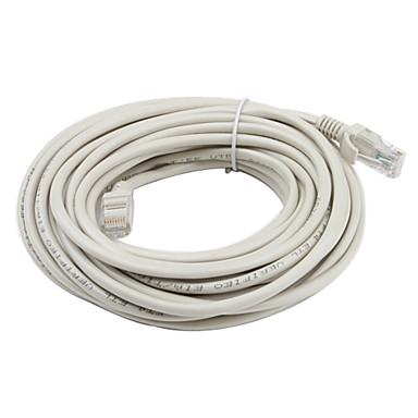 rj45 cat 5 ethernet netværkskabel (10m) høj kvalitet, holdbar