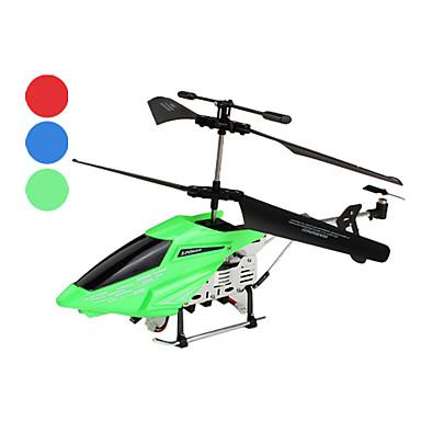 505 3-Kanal Super Herausforderer Metall-Fernbedienung Hubschrauber mit Gyro
